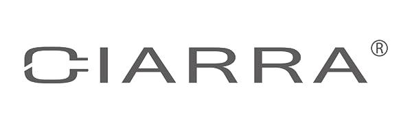 CIARRA Campana Extractora Cristal 90cm 550m³/h 100W·3 Velocidad de ...
