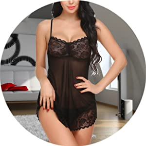 baby doll dress for sexy lingerie woman