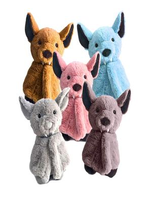soft bat plush toy cute stuffed animal halloween christmas birthday educational learning friends