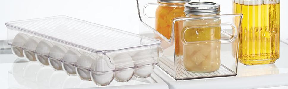 Bacs pour réfrigérateur et congélateur