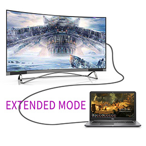 extended mode