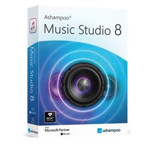 music studio 8 recording software