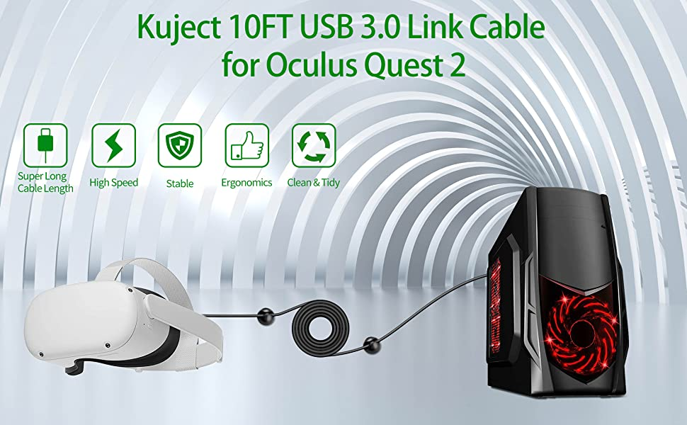 link cable for oculus quest 2