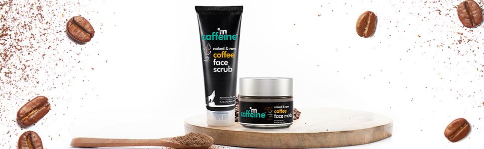coffee face scrub coffee face mask