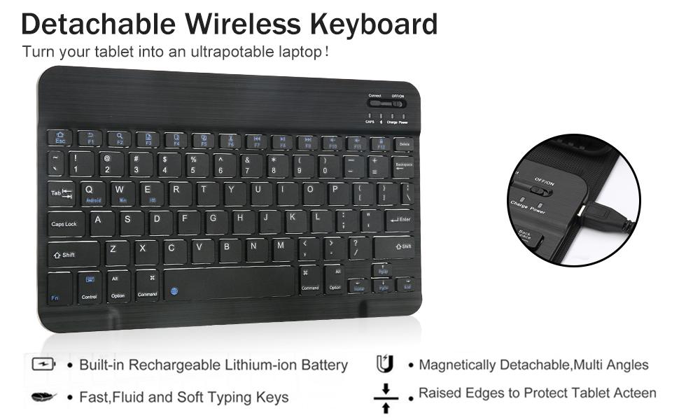 ipad 9.7-inch keyboard case