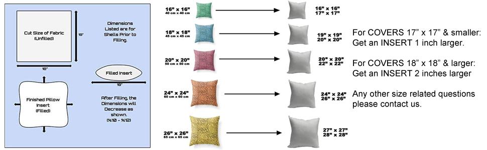 Sizing Size Chart 2