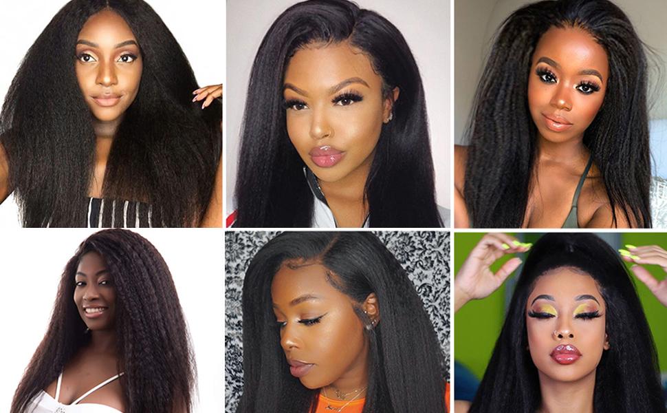 upart wigs human hair black women