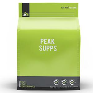 Peak Supps Bag