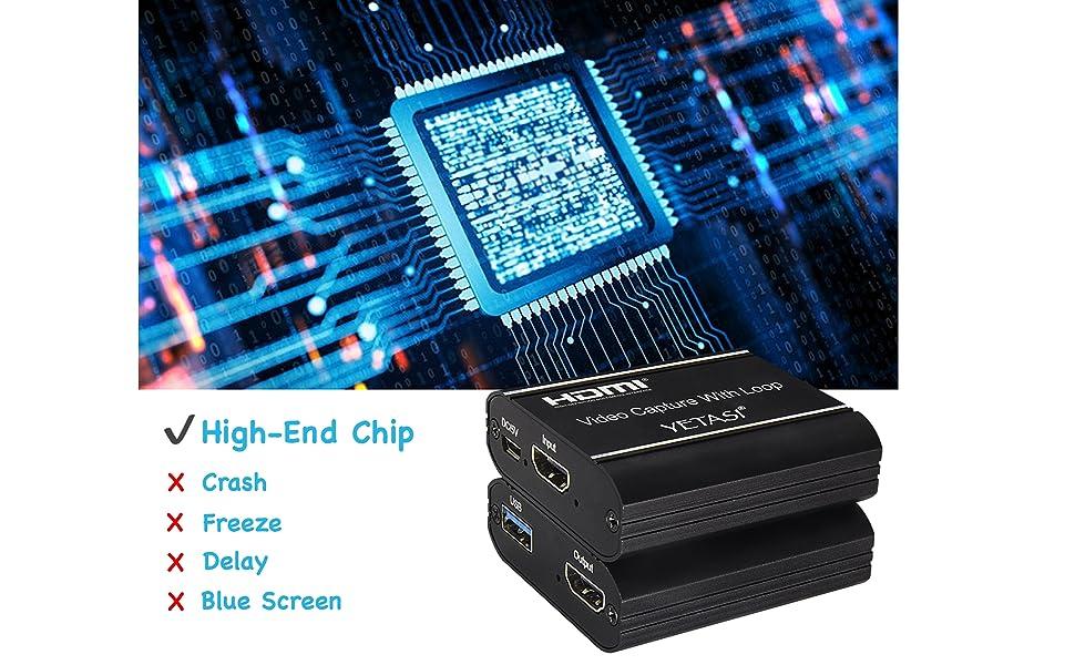 usb hdmi capture device pc gaming capture card youtube capture video capture pc elgato pc