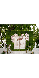 Wedding Garden Backdrops