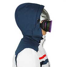 Wantdo Men's Mountain Jacket Waterproof Winter Ski Coat Windproof Outerwear