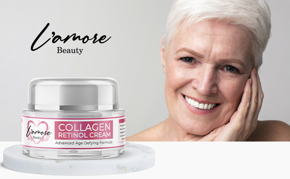 anti aging skin care routine for women with normal sensitive skin retinol cream with collagen