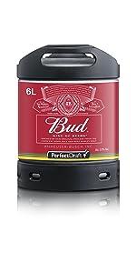 Bud 6L Füt PerfectDraft