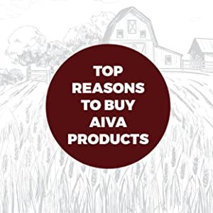 Top reasons to buy aiva products