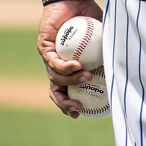 official size baseballs
