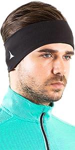 Fleece Ear Warmer for running workout ski skiing snowboarding keep warm to your ears