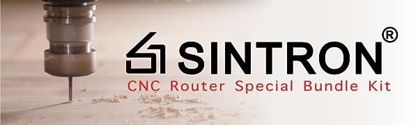 Sintron CNC 3018-PRO Router Kit