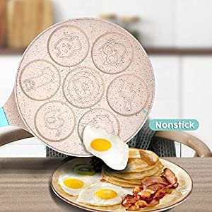 Pancake Pan Nonstick Caoting
