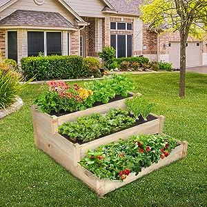 long garden planters
