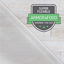 Super flexible and strong