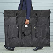Business school luggage travel plane airline port presentation projector meeting mobile secure safe