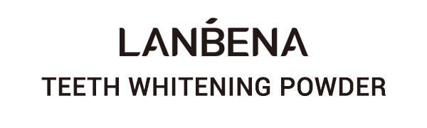 LANBENA TEETH WHITENING POWDER