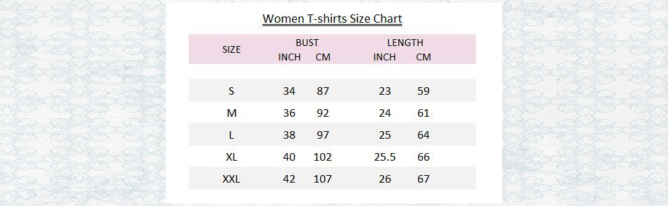 Tshirts for Women combo