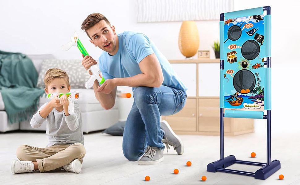 blaster toy set