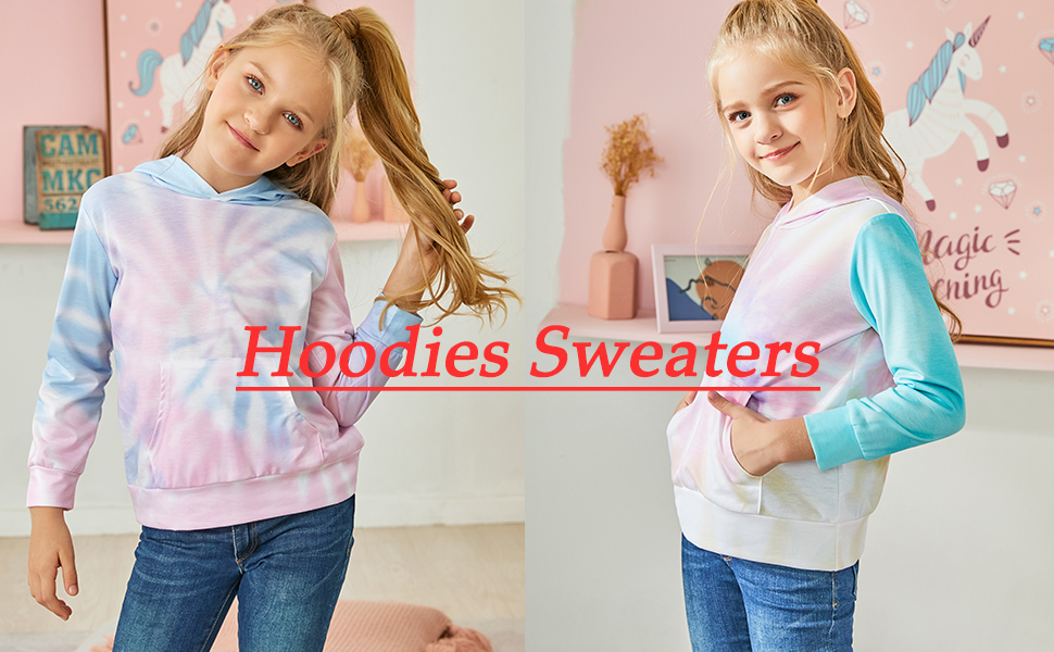 hoodies sweaters for girl