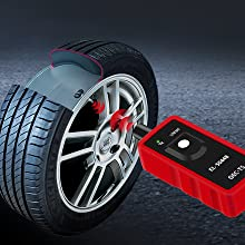 Tire pressure alarm remove or exchange tires for GM / Chevy / Buick / GMC / Opel /Cadillac etc.
