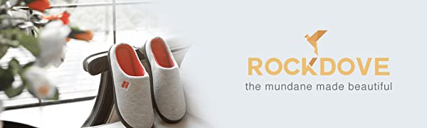 RockDove slippers for women are artisanally crafted with the finest materials while being affordable