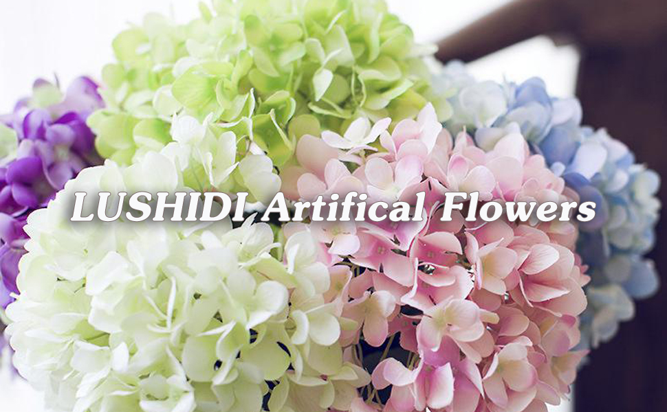 LUSHIDI Artifical Flowers