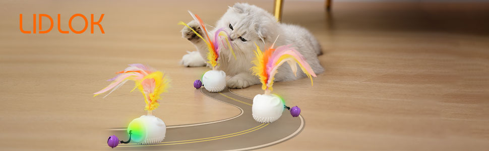 cat mouse toy