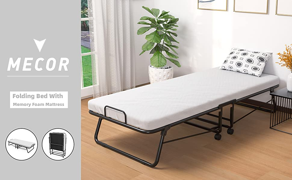 mecor folding bed