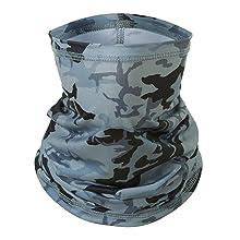 Scarf Mask Headwear