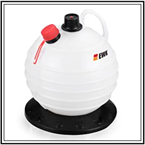 Bomba de transferencia de succi/ón de aceite Kit de bomba de barrido de aceite de motor Extractor de l/íquido de fluido de aceite Bomba de extracci/ón de aceite de barrido el/éctrico Bomba de transferen