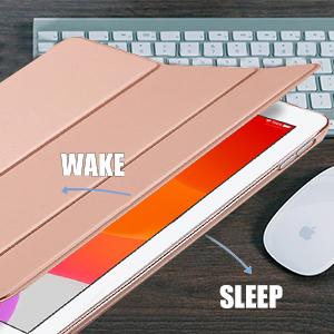 sleep/wake feature
