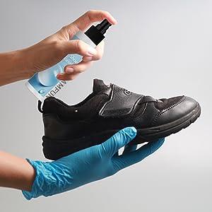 shoe odor