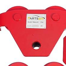 partsam hand chain hoist