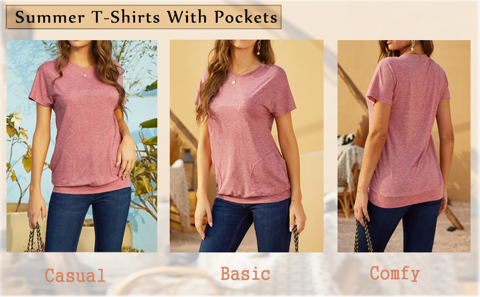 short sleeve tshirts for women