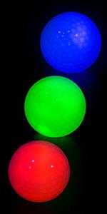 Glow Dark Golf Ball LED Golf Ball