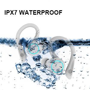 IPX7 Waterproof Protection