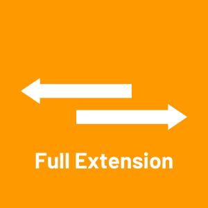 arrows, extension, icon