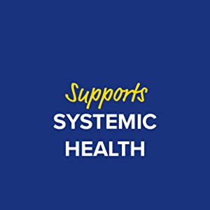 Supports systemic health