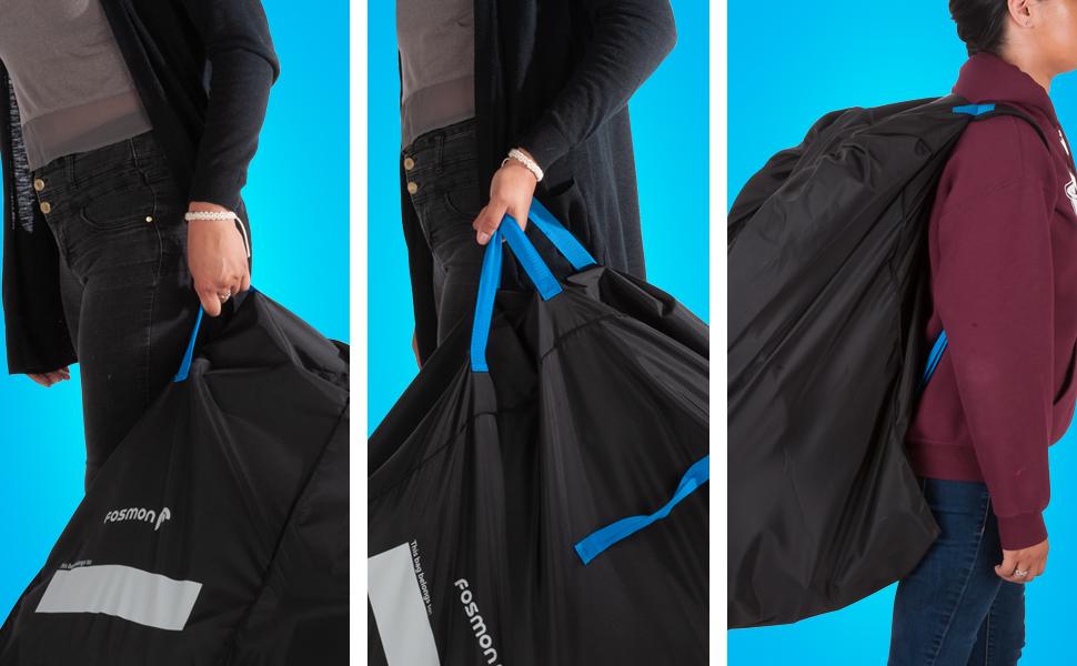 Fosmon Car Seat Travel Bag