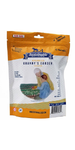 Granny Garden Vegetable Seeds