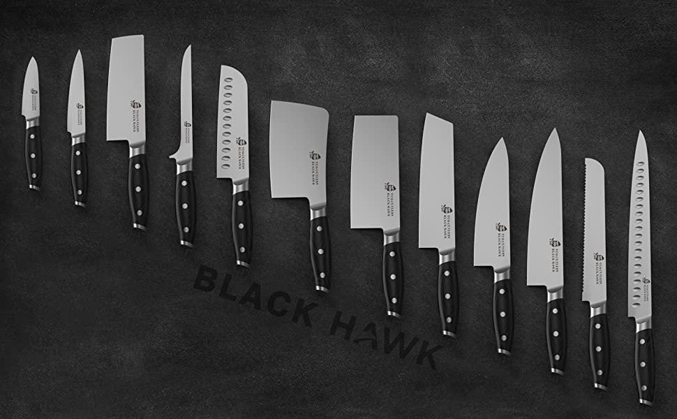 kitchen knife pro chef slicer paring bread cleaver kiritsuke nakiri japanese