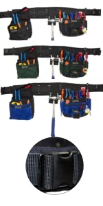 Boulder Bag Ultimate Electrician Comfort Combo ULT100 Quick Release Buckle
