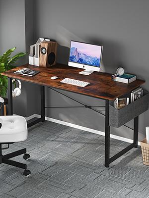 rFront computer desk
