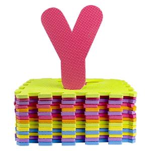 Alphabet Number Puzzle Playmat